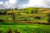Farms Deep In The Green by gr8fulted, photography->landscape gallery