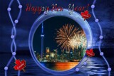 Happy New Year From Toronto! by mesmerized, photography->manipulation gallery