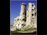 Medieval ruins in Ogrodzieniec by ekowalska, Photography->Castles/Ruins gallery