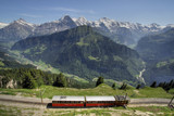 Alpine train by Paul_Gerritsen, Photography->Trains/Trams gallery