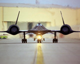 SR71 Heat Diffraction by NASA, Photography->Aircraft gallery