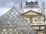 New and Old Louvre by nanak, Photography->Architecture gallery