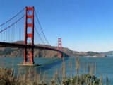 Clear Golden Gate View 111 by susivinh, Photography->Bridges gallery