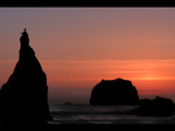 Sunset Silhouette by Cyberbod, Photography->Sunset/Rise gallery