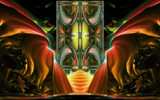 Birth of a Kaiju by casechaser, abstract->fractal gallery