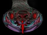 Alien Serpent by CK1215, computer gallery