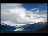 clouds over the mendenhall glacier by jeenie11, Photography->Skies gallery