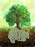 Tree of Life by Dweran, illustrations->traditional gallery