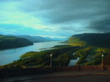 View from Crown Point Oregon by busybottle, photography->landscape gallery