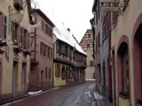 Alsace in winter by ppigeon, Photography->City gallery