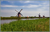 Kinderdijk 13 by corngrowth, photography->mills gallery