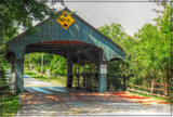 Old Covered Bridge by trixxie17, photography->bridges gallery