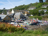 Overlooking Cadgwith by qpalzm, Photography->Landscape gallery