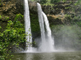 wailua falls (not waimea falls) by jeenie11, Photography->Waterfalls gallery