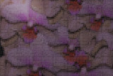 Mosaico de orquideas by Palacio, abstract gallery