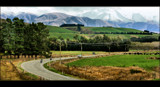 Rush Hour on State Highway 83 by LynEve, photography->landscape gallery