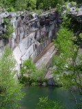 Granite Quarry by pantherpsc, photography->landscape gallery