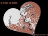 my broken heart by ArcieMay, Illustrations->Traditional gallery