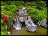 Setagaya Park #1 by boremachine, Photography->Waterfalls gallery