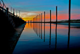 rock harbor perspective by solita17, photography->sunset/rise gallery