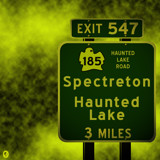 AU Road Signs - Exit 547 by Jhihmoac, illustrations->digital gallery