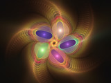 Jelly Bean Buzz by razorjack51, Abstract->Fractal gallery