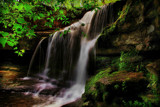 West Burton by biffobear, photography->waterfalls gallery