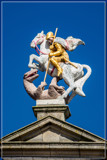 St. George's Fight - Revised by corngrowth, photography->sculpture gallery