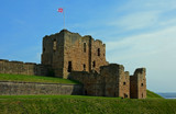 Tynemouth Castle by biffobear, photography->castles/ruins gallery