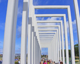 The colonnade by Ramad, Photography->Architecture gallery