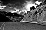 Rugged Country,and a Following Sky by snapshooter87, photography->manipulation gallery