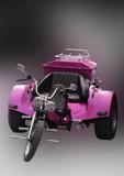 Pink Star by Alexxandra, Photography->Transportation gallery