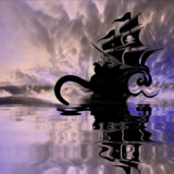 The Old Bow and Hook by casechaser, abstract->surrealism gallery