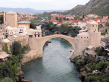 Old bridge Mostar by seffah, Photography->Bridges gallery