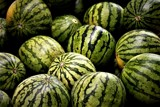 Green Watermelons by rozem061, photography->food/drink gallery