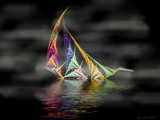 Sail Away by J_272004, Abstract->Fractal gallery