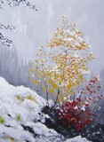 WINTER COMES by nuke88, illustrations->traditional gallery