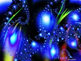 Blue Fairies by vamoura, Abstract->Fractal gallery