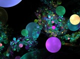 Party Lights by wintermoon, Abstract->Fractal gallery