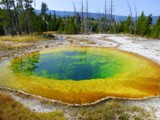 Image: Morning Glory Pool