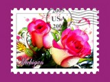 My Very own Stamp! by marilynjane, Photography->Flowers gallery