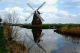 Old Dutch Watermill by rozem061, Photography->mills gallery