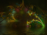 Neptune's Kingdom by jswgpb, Abstract->Fractal gallery