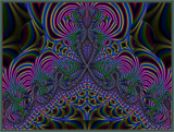 Confusion in Color by muki7, Abstract->Fractal gallery