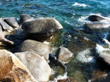 Rocks And Water by Flmngseabass, photography->water gallery