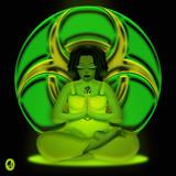 Nirvana Green by Jhihmoac, illustrations->digital gallery