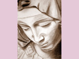 Head Of The Madonna by TayMoeDee, illustrations gallery