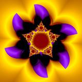 Starflower Power by razorjack51, Abstract->Fractal gallery