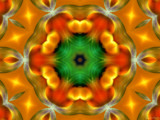 Lemonation Variation #4 by LynEve, abstract gallery