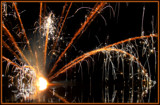 Fire Art by Mvillian, photography->fireworks gallery